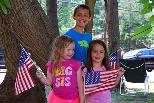 4th - patriotic crew