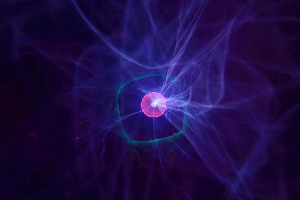 Quantum-mechanic thoughts, Clark Planetarium, Salt Lake City