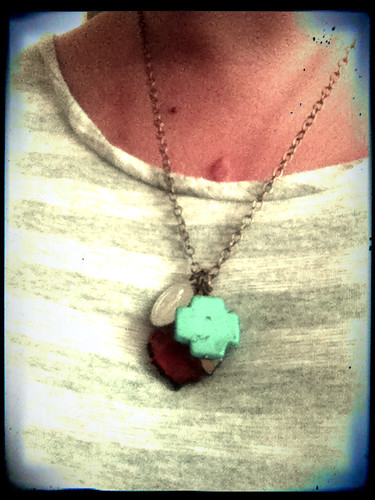 New Necklace From Renee Loughlin Designs