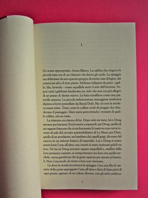 Joseph Hansen, Atto di morte, Elliot 2012. cover design e illustration: IFIX. Incipit (part.), 1