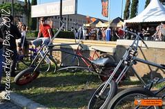 Barcelona Harley Days 2012: Bici Custom