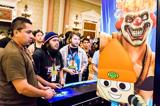 PlayStation All-Stars Battle Royale no EVO 2012