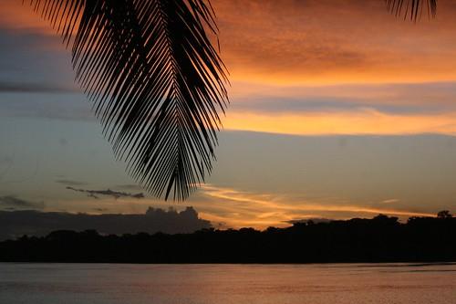 southamerica beautiful sunrise romantic sunup zonsopgang surinamerivier surinameriver
