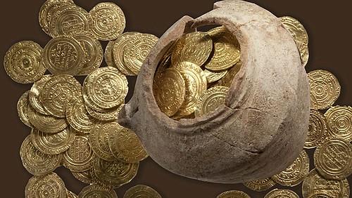 crusader gold hoard2