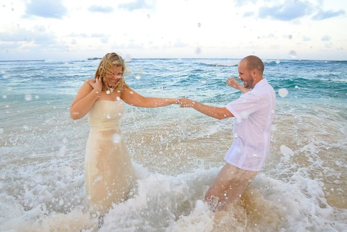 Kandice & Jeremy's Hawaiian Wedding