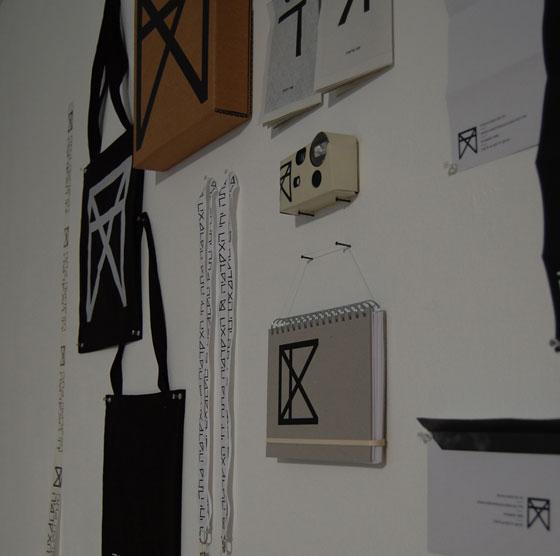 האקדמיה מתה - יחי האקדמיה, פרויקט הגמר של עמית בן חיים, מנשר בית ספר לאמנות. צילום: לירן לין