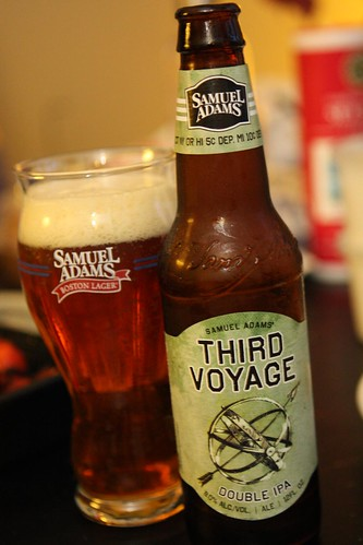 Sam Adams Third Voyage Double IPA