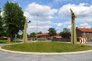 Kunst Quinten Matsyslaan Eindhoven