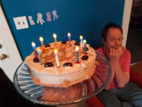 Ralph Awaits Cake, Pic 6