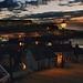 Whitby At Night by Rick Nunn