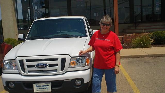 Barry Sanders Car Dealership Stillwater