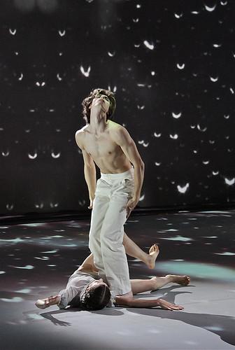 Anna Tikhomirova and Artem Ovcharenko (Bolshoi Ballet)