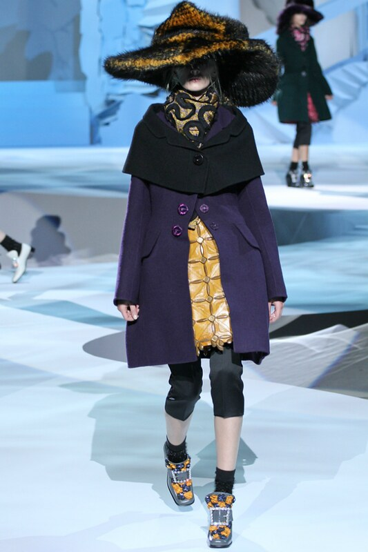 Marc Jacobs Ready to Wear Fall 2012 11
