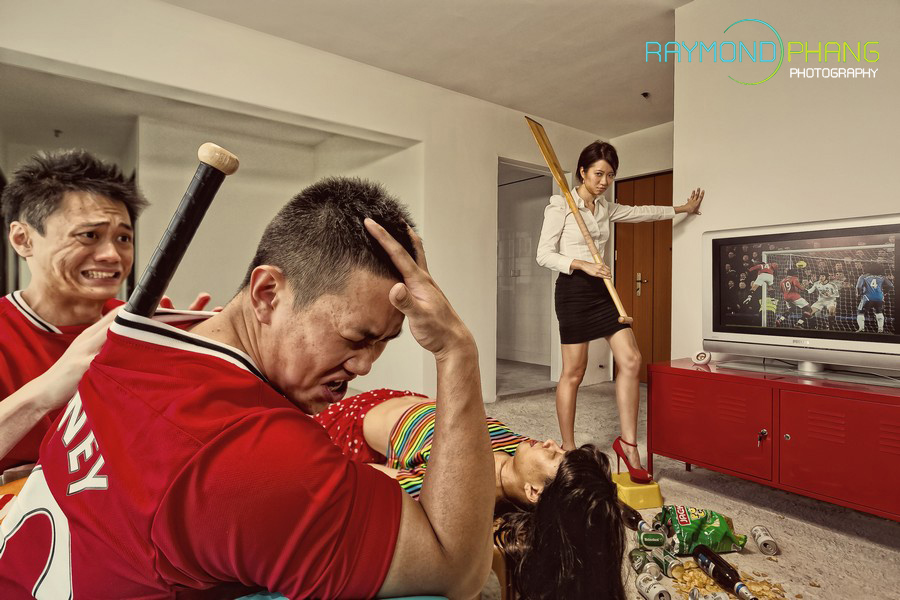 Conceptualised Pre-Wedding: Raymond Phang Photography10