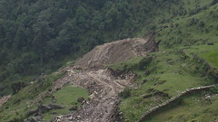 Unsustainable rural infrastructure in Nepal