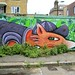 Foxy street art, Borough