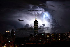 TAIPEI 101 Lighting