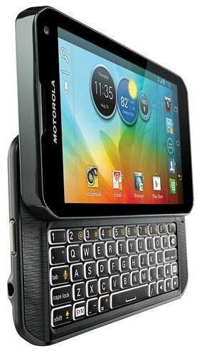 Motorola Photon Q-side