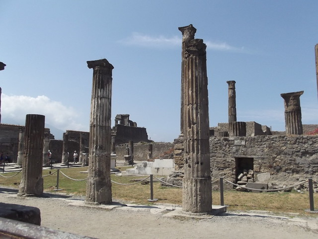 Pompeii - The Temple of Apollo