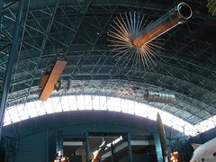 12 07 28 Air Space Museum Dulles