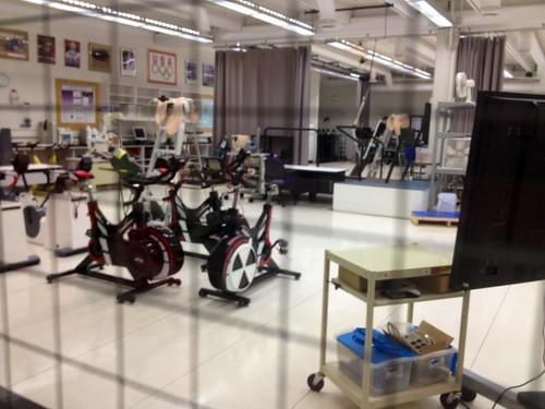 USOC performance lab