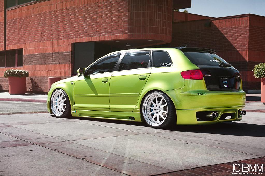 SSR Wheels Audi A3