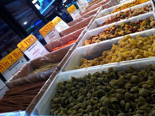 Pike Place Market - Pastas