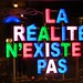 Reality doesn't exist :) by Michel Seguret thanks you all for + 6.500.000 view