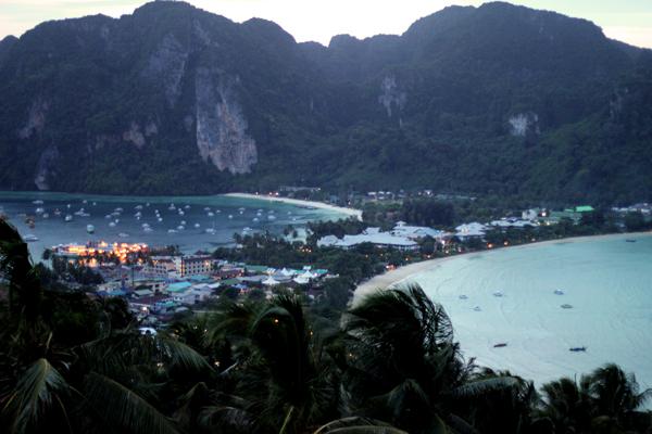 Tonsay Bay