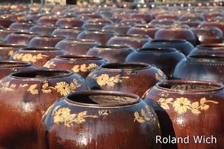 Bagan - Pottery