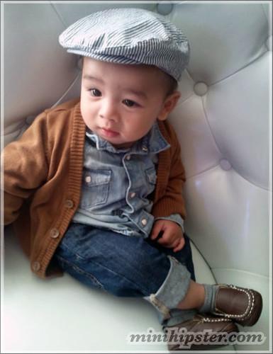 Liam... MiniHipster.com: kids street fashion (mini hipster .com)
