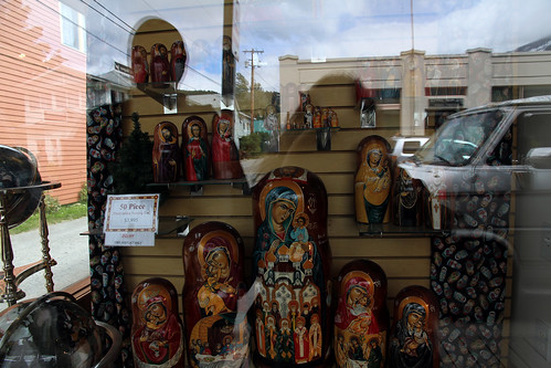 Skagway - Russian Nesting Dolls, Half-Price at $3999