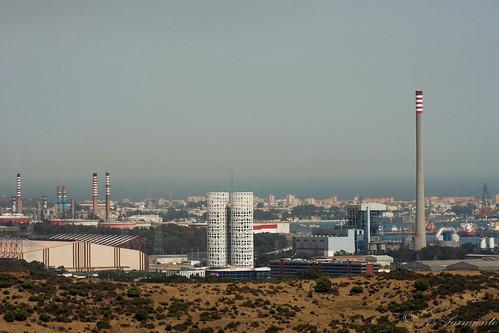 214/365+1 Torres Hercules vista desde Cerro Marcelo. by Alfonso Sarmiento.