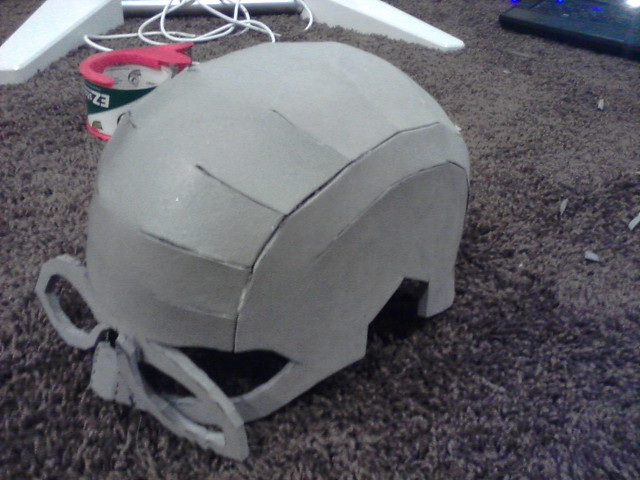 My 1 week captain america helmet build coated it in elmers glue then guesso i dont know why i switched then put a coat of rondo on it shout out to xrobots for his stuff about plastic pronofoot35fo Image collections