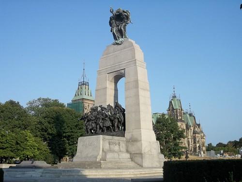 National War Memorial, Ottawa