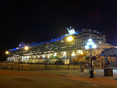 Victoria, BC - Norwegian Pearl
