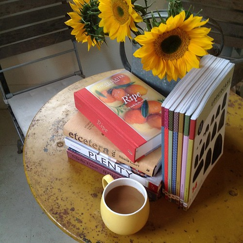Morning reading