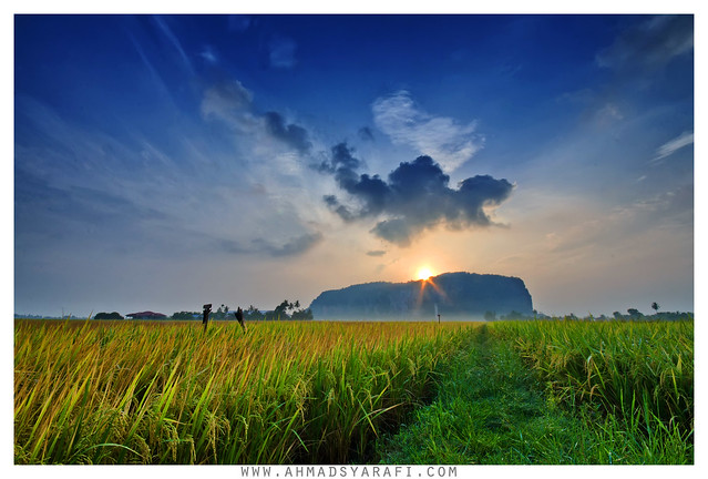 The Gunung Keriang