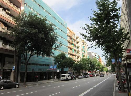 ホテルNH Numancia@バルセロナ 2012年6月7日 by Poran111