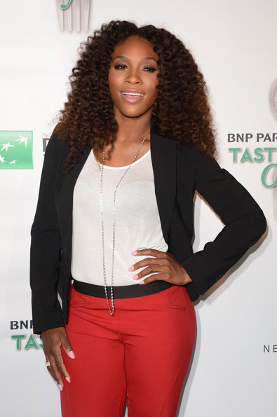 Serena+Williams+13th+Annual+BNP+PARIBAS+TASTE+yZTO  OMoWyCUl