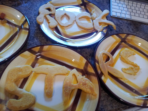 Rock Star Pancakes by Lisa A.
