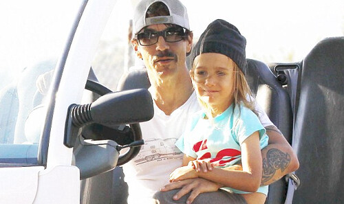 Anthony Kiedis' son Everly Bear: Steal His Style