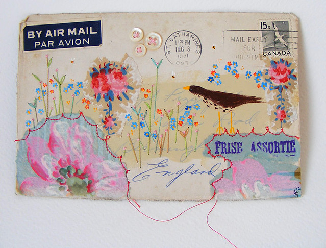 envelope artwork 1961