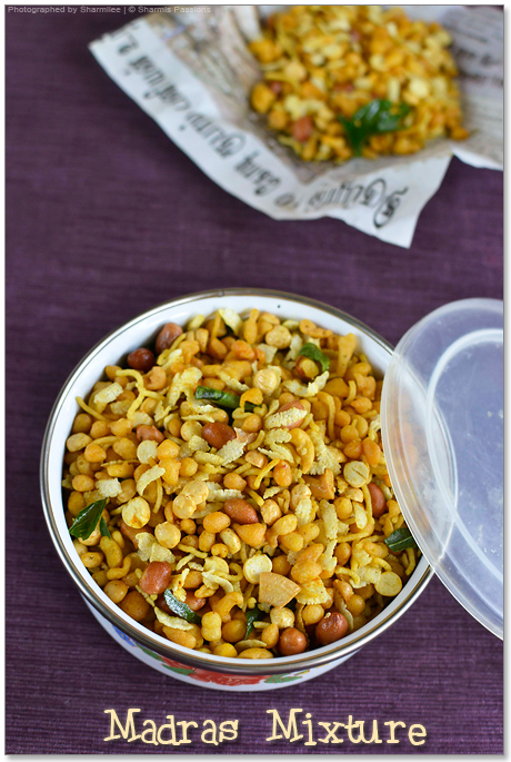 Madras Mixture Recipe