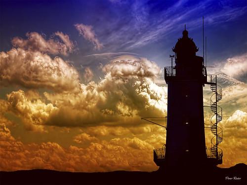 morning light sea sky sun lighthouse mist reflection nature water clouds sunrise northsea waddensea galleryoffantasticshots