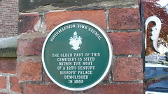 Photo of Green plaque number 11771