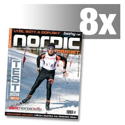 NORDIC předplatné - 8 čísel 54 až 61