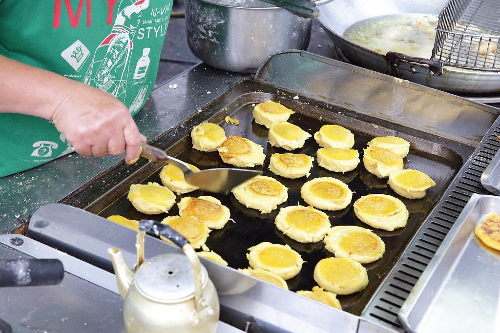 20140204潮州-古早味地瓜餅 (4)