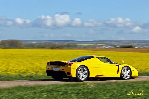 auto car yellow jaune canon eos automobile tour champs automotive voiture coche wagen 60d worldcars aureil