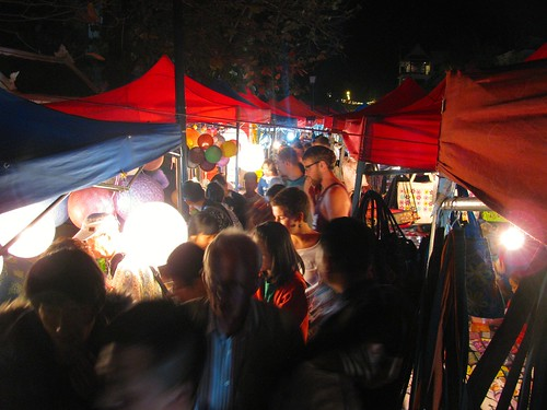Mercado Nocturno de Artesanía